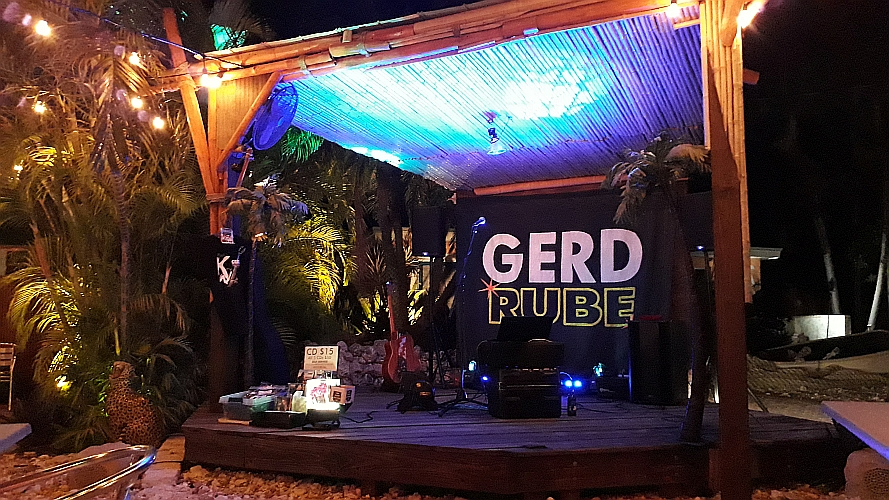 Key West Christmas 2019.Gerd Rube Live Photos Unplugged Acoustic Rock From